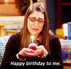 Te alejas y todos se olvidan de ti, ni siquiera recuerdan tu cumpleaños