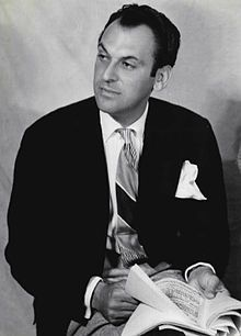Moss Hart (October 24, 1904 – December 20, 1961) was an American playwright and theatre director, best known for his interpretations of musical theater on Broadway.
