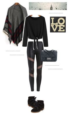 """""""Untitled #296"""" by mirelagrapkic ❤ liked on Polyvore featuring Isabel Marant"""