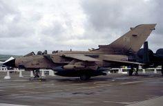 ZA473 Panavia Tornado GR.1, Royal Air Force, RAF Chivenor, 24 July 1991
