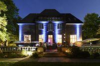 Villa Mignon in Hamburg. Ideale Party Location für die Hochzeit.