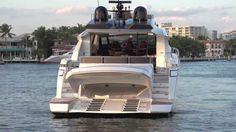 Pershing Yacht - Pershing 82'