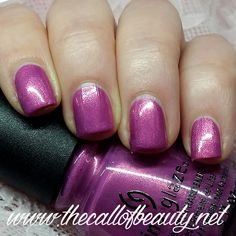 The Call of Beauty: ABC Challenge: Shut The Front Door by China Glaze