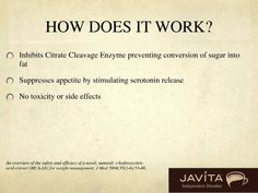 Javita Clinical Research Presentation