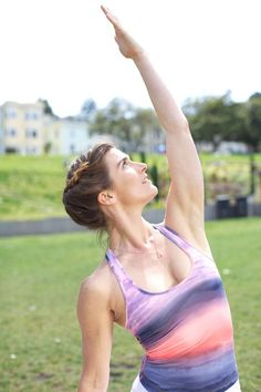 Trade in your usual ponytail with one of these 10 stylish workout hairstyles to help your hair survive a workout. Easy Hairstyles For Long Hair, Everyday Hairstyles, Cool Hairstyles, Fitness Inspiration, Hair Inspiration, Workout Inspiration, Workout Ideas, Natural Hair Care, Natural Hair Styles