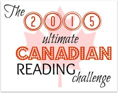 The 2015 Ultimate Canadian Reading Challenge