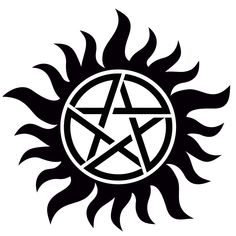 supernatural anti possession tattoo - Google Search