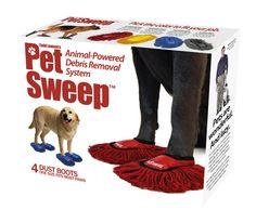 Pet Sweep AnimalPowered Debris Removal System
