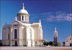 Imagem do Santuário de Caravaggio - Pesquisa Google
