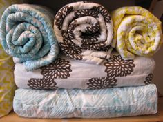 virginia johnson...bedding option. lots of cute stuff
