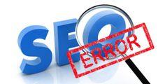 TIPICOS ERRORES SEO A EVITAR EN SU WEB http://www.globalmarketingasesores.com/tipicos-errores-seo-a-evitar-en-su-web/