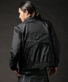 In celebrating the first year of the mastermind VILLA store on the Japanese online shopping mall ZOZOTOWN , mastermind JAPAN reached out to classic Villa Store, Look Cool, That Look, Mastermind Japan, Japanese Online, Online Shopping Mall, Rain Jacket, Windbreaker, Frozen