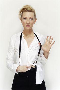 Cate Blanchett by Matt Jones                                                                                                                                                                                 More