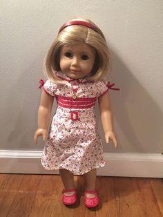 American Girl Kit Doll #AmericanGirl