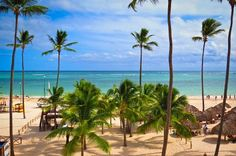 This resort in Punta Cana is heaven. Pin now, plan your trip to paradise later!