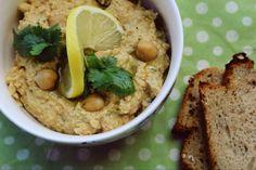 Hummus - pasta z ciecierzycy