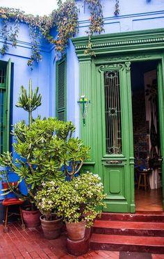 Peru Travel Inspiration - Lovely Barranco, Lima- Peru