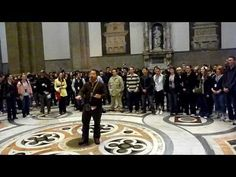 This is what happens when the Jane Froman Singers from Columbia College in Columbia Missouri, become inspired by the beauty of Italy. A spontaneous performance inside The Basilica di Santa Maria del Fiore Florence, Italy.