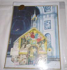 La Porziuncola S Maria degli Angeli  Italian Advent Calendar from Assisi NWT