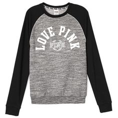 NWTPERFECT CREW READREADREAD ❌MY PRICE FOR THIS ITEM IS FIRM. ❌THIS IS A NEW VS PINK COLLECTION ❌BRANDNEW WITH TAG ❌COLOR: MARL GREY  I DON'T T-R-A-D-E/S-W-A-P.  PLEASE PLEASE PLEASE NO LOWBALLING!   Thank you Happy shopping!♒️ PINK Victoria's Secret Tops Sweatshirts & Hoodies