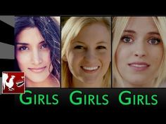 RT Shorts: Girls Girls Girls