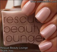 Rescue Beauty Lounge Thank You Emoting Me Collection #ReBeLs #swatches #nailpolish