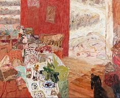 Elisabeth Cummings (Australian, b. 1934), The shearer's kitchen, Mt Murchison, 2011. Oil on canvas, 166 x 200 cm