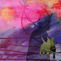 "Saatchi Art Artist eva christin laszka; New Media, ""Companion"" #art"