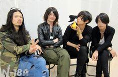 [Alexandros]2014/5/31 石川テレビの音楽情報番組 「N-18 DECO」OA25:45~「百万石音楽祭2014」