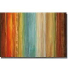 @Overstock - Artist: Max Hansen     Title: Wavelength I   Product type: Canvas art  http://www.overstock.com/Home-Garden/Max-Hansen-Wavelength-I-Canvas-Art/5977840/product.html?CID=214117 $173.99