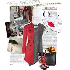 April showers - Polyvore