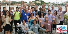 32 teambuilding influencers from 12 counties attending the Catalyst Global Asia Zone conference in Bangkok this year!