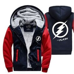 Hot New Justice League The Flash Hoodie