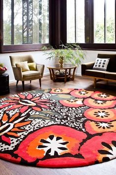 Passion Flower - Rug Collections - Designer Rugs - Premium Handmade rugs by Australia's leading rug company