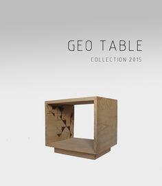 Geo side table Adidea Design