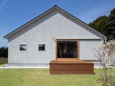東京都・田町(三田)のバレエを中心としたスタジオ Minimalist Architecture, Interior Architecture, Architecture Details, Dream Home Design, Small House Design, Japanese House, Facade House, Modern Buildings, Architect Design