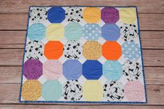 Baby Quilt. Patchwork Quilt. New Baby Blanket. Cats. Babyshower Gift by homemadeByBZ on Etsy