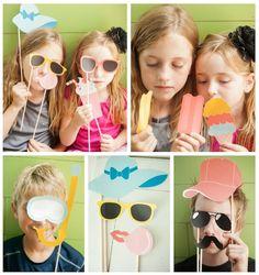 Photocall casero, ¡haz fotos divertidas en tus fiestas!