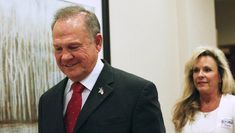 5 top things to watch for in Alabama's Senate Race with Roy Moore and Doug Jones. Republicans are in a lose-lose position as the spotlight shines bright on the state. Court Records, Public Records, Roy Moore, Us Senate, Latest World News, Divorce, Alabama, Dating, Husband