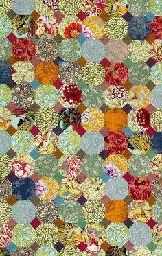 Snowball quilt pattern, Missouri Star tutorial
