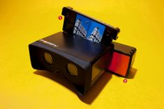 Transform Your iPhone Into a 3-D Camera