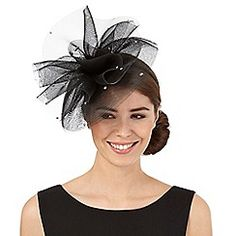 22337046dcf Occasion hats   fascinators - Women. From our exclusive Star by Julien  Macdonald ...