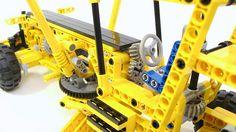 LEGO Technic Grader 08, via Flickr.