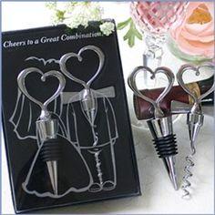 Heart & Love theme wedding favors.