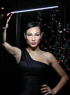Icelight Model - WPPI Expo 2013 - MGM Convention Center - Las Vegas, NV | Flickr - Photo Sharing!
