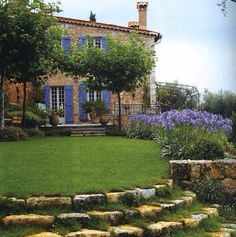 Love the house and the garden