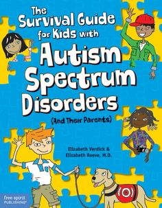 National Autism Resources is giving away a free signed copy of the Survival Guide for Kids with Autism Spectrum Disorders.  For a chance to win just repin this by 4/30 and let them know on their Facebook page!