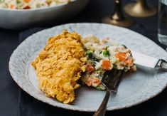 Home Recipes, Poultry, Risotto, Grains, Food And Drink, Turkey, Rice, Chicken, Ethnic Recipes