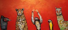 Peru - Oil Painting – Eli Halpin Oil Paintings