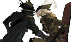 Shrink your URLs and get paid! Dark Blood, Old Blood, Character Inspiration, Character Art, Character Design, Soul Saga, Arte Dark Souls, Bloodborne Art, Dark Fantasy
